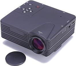LED Projector Home Cinema Theater Multimedia LED LCD Projector HD 1080P PC AV VGA USB HDMI