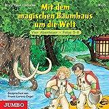 Das magische Baumhaus: Mit dem magischen Baumhaus um die Welt (Folge 5 - 8)