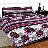 Floral Soft Red Blanket