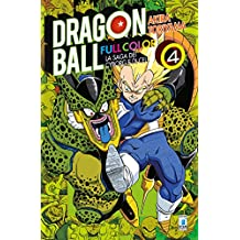 La saga dei cyborg e di Cell. Dragon Ball full color: 4