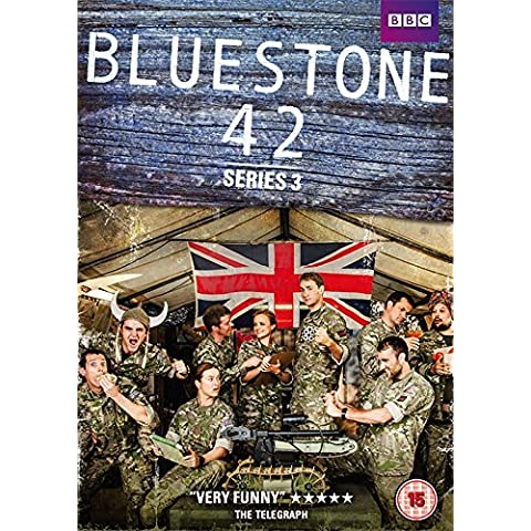 Bluestone 42 - Series 3 [DVD] by Oliver Chris