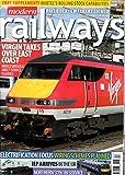 Modern Railways (UK) 4 2015 Electrification Focus Zeitschrift Magazin Einzelheft Heft Eisenbahn