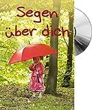 Segen über dich (CD-Card) Motiv Mädchen mit Schirm