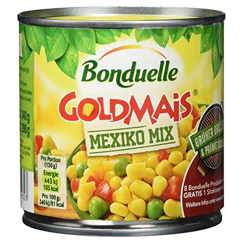 Bonduelle Goldmais Mexiko Mix, 280 g Dose