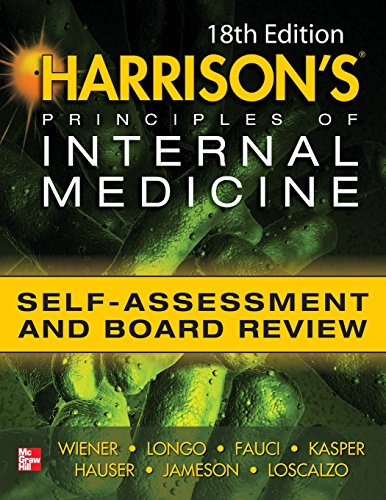 Harrison's principles of internal medicine self-assessment and board review (Medicina)