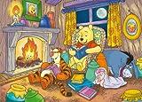 Clementoni 27509.0 - Puzzle multimedia de 104 piezas, diseño de Winnie the Pooh