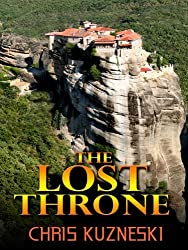 The Lost Throne (Thorndike Thrillers) by Chris Kuzneski (2009-12-09)