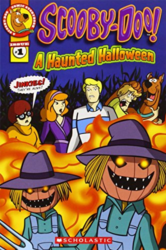 A Haunted Halloween (Scooby-Doo Comic Storybook)