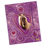 Online-Sticky Note Sticky Notes Set Queen of Hearts Cartella con elastico DIN A4