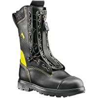 HAIX Fire Flash Gamma schnuer della chiusura lampo di stivali con taglio protezione classe 2