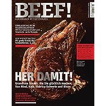 BEEF! - Für Männer mit Geschmack: Ausgabe 6/2016