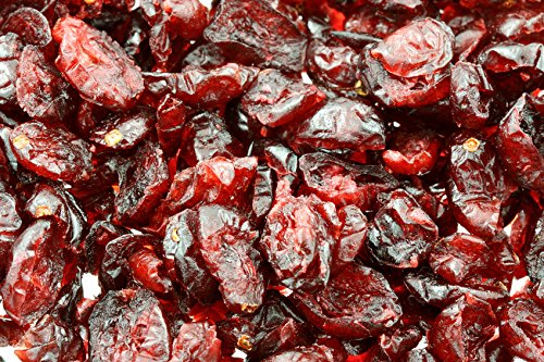 Baies de Cranberries canneberges séchées