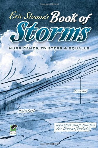Eric Sloane's Book of Storms by Eric Sloane (30-Mar-2007) Paperback