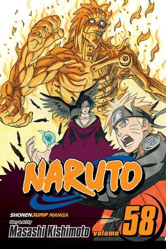 Naruto, Vol. 58: Naruto vs. Itachi (Naruto Graphic Novel) (English Edition)
