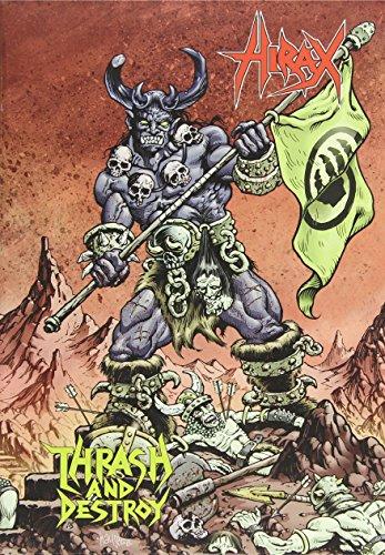 Thrash & Destroy [Edizione: Francia]