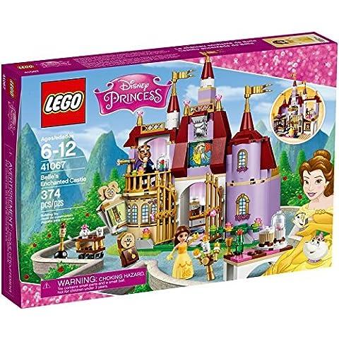 LEGO 41067 Disney Princess Belle's Enchanted Castle Construction Set by LEGO