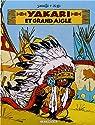 Yakari - tome 1 - Yakari et Grand Aigle par Job