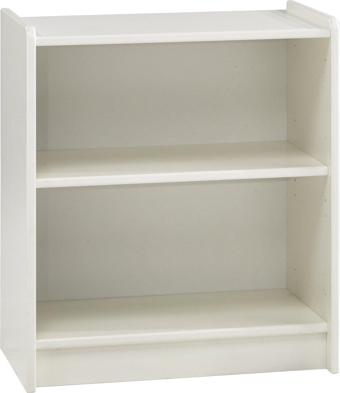 100 white bookcase shelves popamazing 6 tier 192cm tall woo