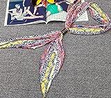 Materiale: chiffon  formato (CM): 150*35  caratteristiche: decorazione  appropriata stagione: primavera, estate, autunno  metodo di tessitura: tessitura piana