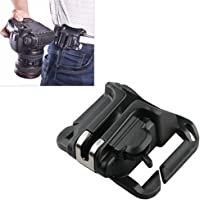 YANTRALAY SCHOOL OF GADGETS Universal Waist Belt Buckle Adapter for DSLR Camera (Black)