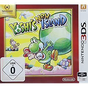 Yoshis New Island – Nintendo Selects – [3DS]