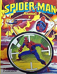 SPIDER-MAN ANNUAL 1984(COPYRIGHT YEAR)