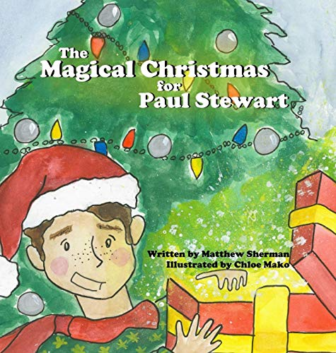 A Magical Christmas for Paul Stewart por Matthew Sherman