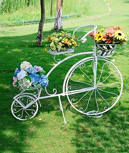 Zhanwei Scaffale Fioriera Fiore Rack Creativa Grande Fiore Bicicletta Telaio In Ferro Multi Piano Studio Finestra Fioraio Puntelli Matrimonio