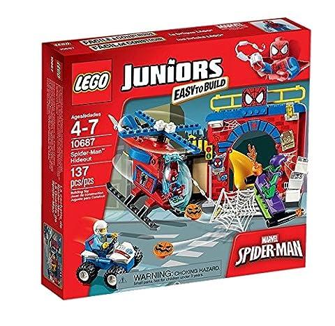 LEGO - 10687 - Juniors - Jeu de Construction -