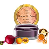 TNW-The Natural Wash Herbal Beetroot Lip Balm For Dry Damaged and Chapped Lips | An Ayurvedic Lip Moisturizer LipBalm…