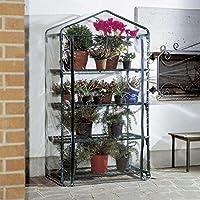 Verdemax 2498 90 x 50 x 163 cm 4 Shelves Azalea Big Greenhouse