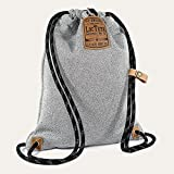 Loctote Flak Sack II Grey - die schnittfeste diebstahlsichere Tasche (Security Bag - Safety Bag)