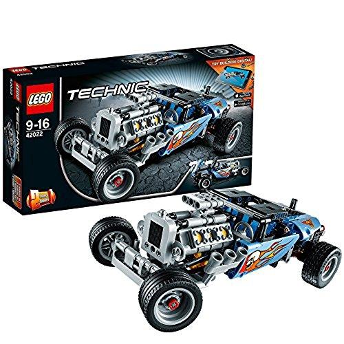 LEGO Technic - 42022 - Jeu De Construction - Le Hot Rod