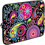 Sidorenko 7-8 pollici Tablet Custodia per iPad mini / Samsung Galaxy Tab - Borsa in Neoprene, 42 Designs a scelta