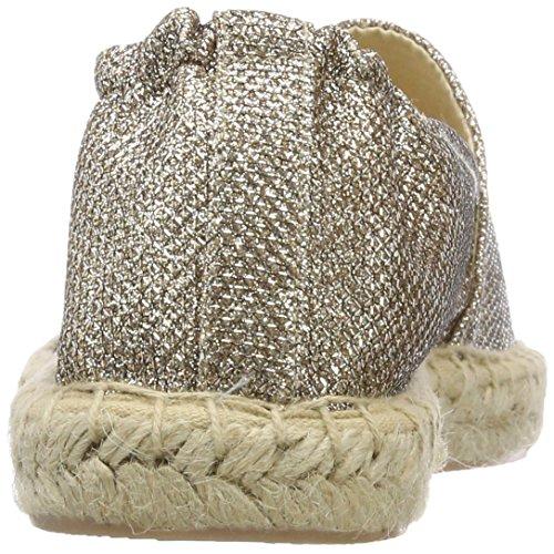 Tamaris Damen 24610 Espadrilles Silber (Platinum Glam)