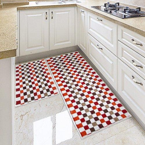 Nordic cucine di stile moderno con tappeti semplificato,45x60cm,b,