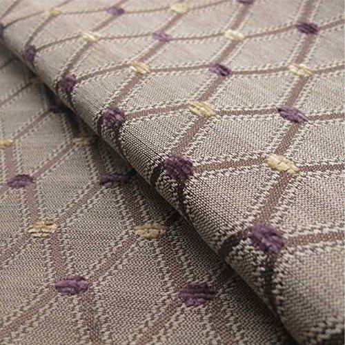 Berkeley Sofa ('Berkeley Pflaume Motiv: Beige und Rosa Öl Material Stoff Dekostoff Kissen Sofa, feuerbeständig loome Gewebe, Berkeley 'Damson Pattern' : Beige And Pink, 10 x 14 cm sample)