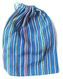 Stoffbeutel, verschiedene Farben für Sorgenpüppchen ca. 13 cm x 10 cm