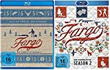 Fargo Staffel 1+2 / Blu-ray Set