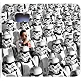 Generic Samsung Galaxy S7 Flip Case,PT-20161120,Star Wars Leather Wallet DIY Cell Phone Case for Samsung Galaxy S7 [ with Free Mini Stylus Touch Pens For Samsung Galaxy S7 ]