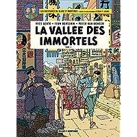 Blake & Mortimer - tome 25 - Vallée des Immortels (La) - Tome 1 - Menace sur Hong Kong