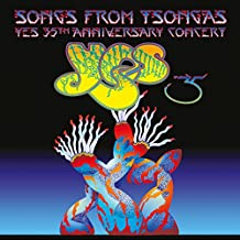 Songs From Tsongas: Yes 35th Anniversary Concert (Live)