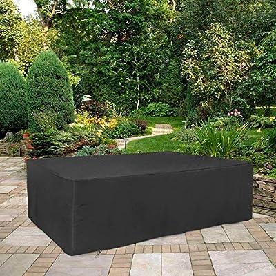 Top Qualität Winterhart Abdeckhaube Schutzhülle für Gartenmöbel Motoren Outdoor Camping  von Dokon auf Du und dein Garten