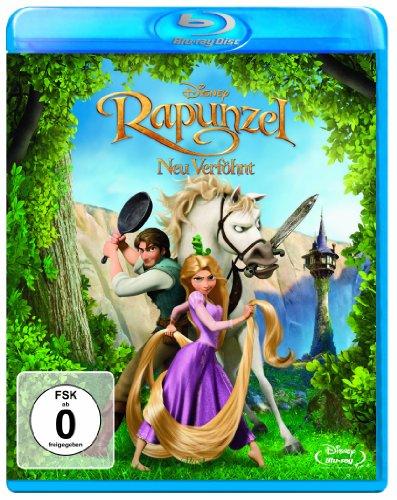 Preisvergleich Produktbild Rapunzel - Neu verföhnt [Blu-ray]