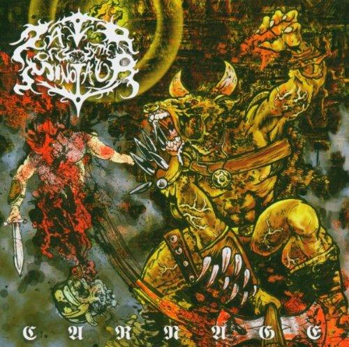Lair of the Minotaur: Carnage (Audio CD)