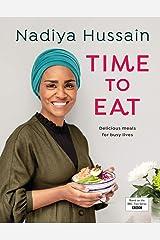 Nadiya Hussain – Time to Eat Hardcover