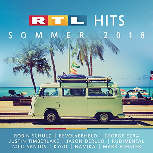 Rtl Hits Sommer 2018 [Explicit]