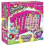 Shopkins Rodillo Grande Juego De Bingo