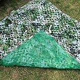BJL Zelt Sonnenschutz Staubdicht Carport Haushalt Holz Camouflage Netz Tarnnetz für Camping Verstecken Sonnenschutz Netz Oxford Tuch - Mehrfarbig, Oxfordgewebe, D, 3 x 3m