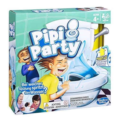 Hasbro Spiele C0447100 - Pipi Party, Vorschulspiel - 10